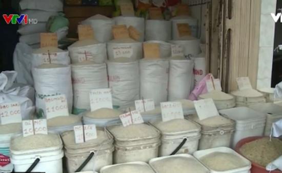 GạoViệt lép vế tại thị trường truyền thống