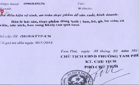 TP. HCM:  Xử lý trách nhiệm cán bộ phường ký giấy sai thẩm quyền