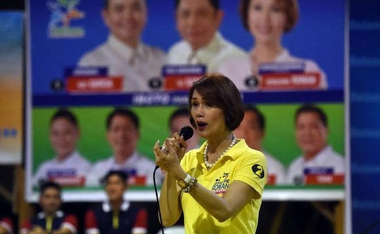 Chính trị gia chuyển giới đầu tiên ở Philippines tự tin sẽ chiến thắng