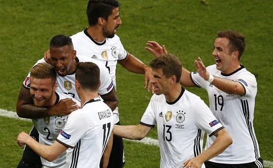 VIDEO EURO 2016: Highlight Đức 2-0 Ukraine