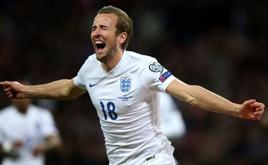Kane lại được trao băng thủ quân ĐT Anh