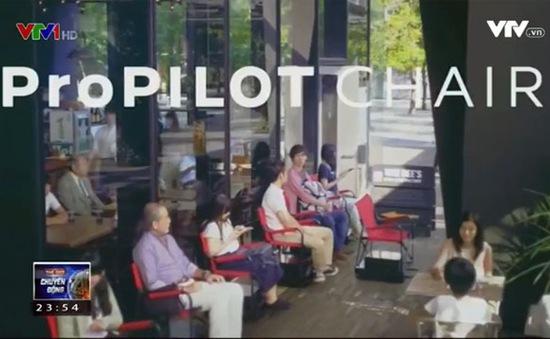 Ghế xếp hàng tự động ProPilot thú vị như nào?