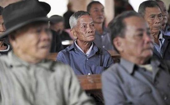 Hơn 1.300 người già Trung Quốc đi lạc mỗi ngày