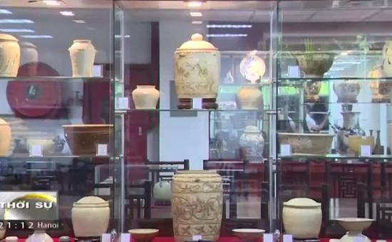 Sàn đấu giá tác phẩm nghệ thuật đầu tiên tại Việt Nam