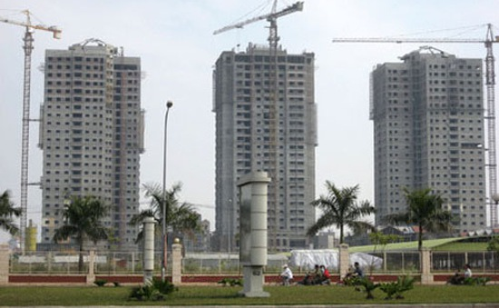 VNREA: Giá bán nhà đang có xu hướng tăng lên