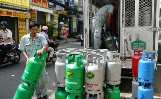 Giá gas tháng 5 bất ngờ tăng mạnh 10.000 đồng/bình