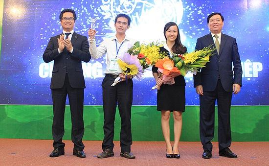 Festival Khởi nghiệp 2016 tôn vinh các dự án xuất sắc nhất