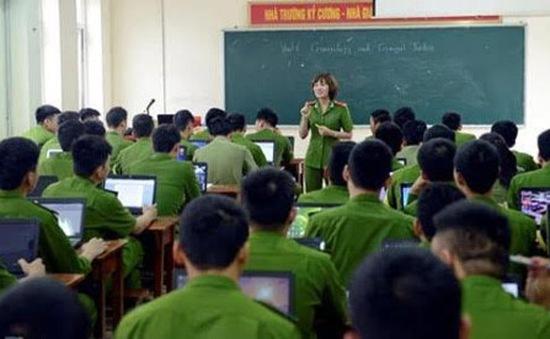 Các trường Cao đẳng Công an Nhân dân công bố điểm chuẩn 2016