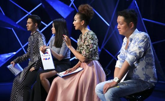 Thanh Hằng chấn chỉnh thái độ thiếu tôn trọng đối thủ của thí sinh Next Top Model