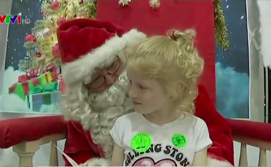 Giáng sinh sớm dành cho trẻ em thiệt thòi