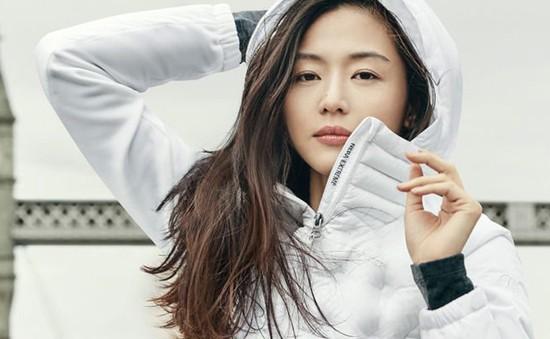 Jun Ji Hyun diện thời trang mùa đông sành điệu