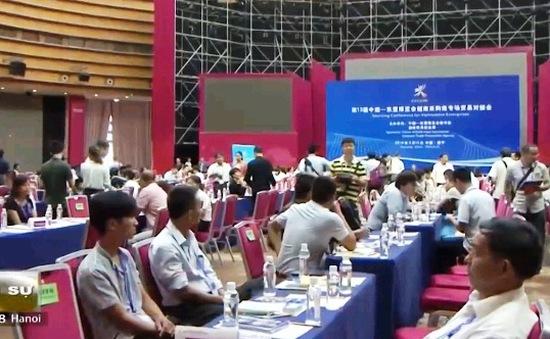 Kết nối giao thương doanh nghiệp Việt Nam - Trung Quốc