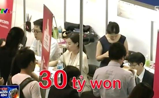 """Thất nghiệp tăng cao, Hàn Quốc """"đại phẫu"""" thị trường lao động"""