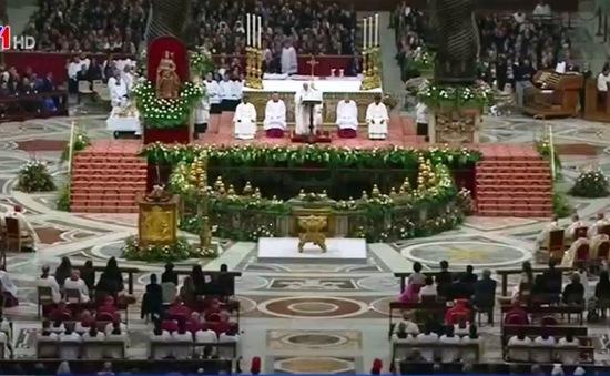Tín đồ Công giáo trên thế giới đón lễ Phục sinh