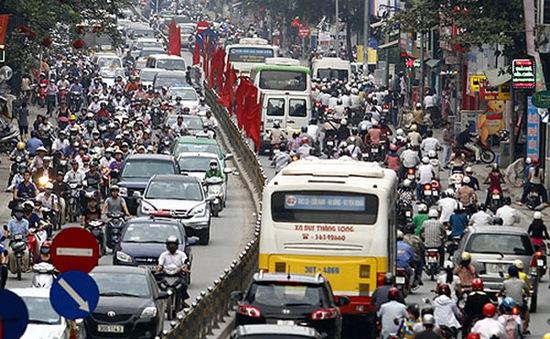 Sẽ chỉ huy giao thông Hà Nội thông qua phần mềm