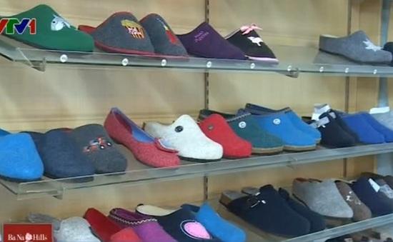 Xuất khẩu giày dép vẫn chưa phát huy hết giá trị