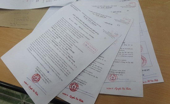 TP.HCM triển khai nhiều biện pháp chống giấy tờ, hồ sơ giả
