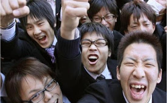 Giới trẻ Nhật Bản được đánh giá chăm chỉ nhất