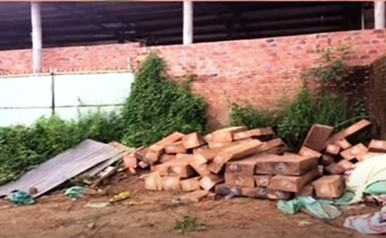 Kon Tum thu giữ 146 phách gỗ chưa rõ nguồn gốc