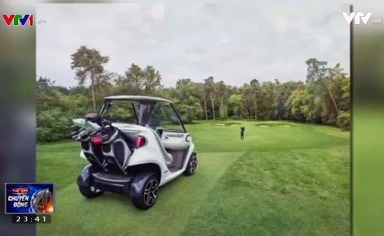 Khám phá xe sân golf cao cấp của Mercedes