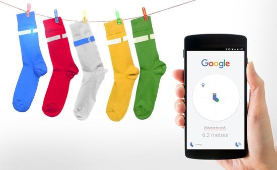 Google Australia giới thiệu tính năng tìm tất bị thất lạc