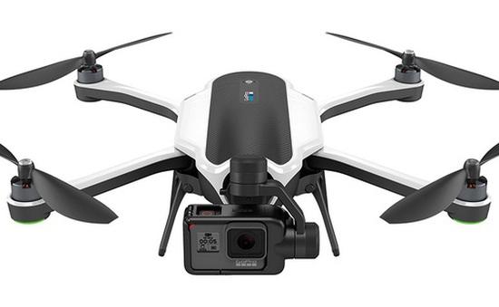 GoPro ra mắt mẫu máy bay chụp hình trên không gọn nhẹ