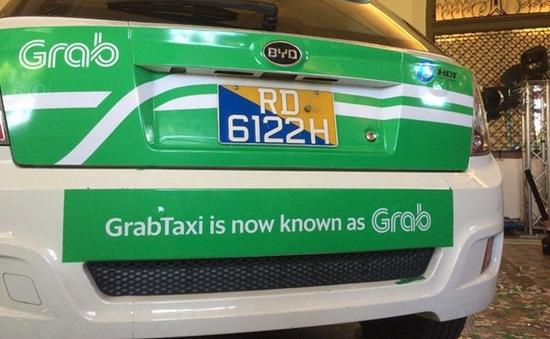 Thương hiệu GrabTaxi đổi tên thành Grab