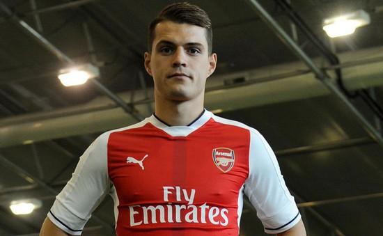 Xhaka: Khoác áo Arsenal là giấc mơ có thật