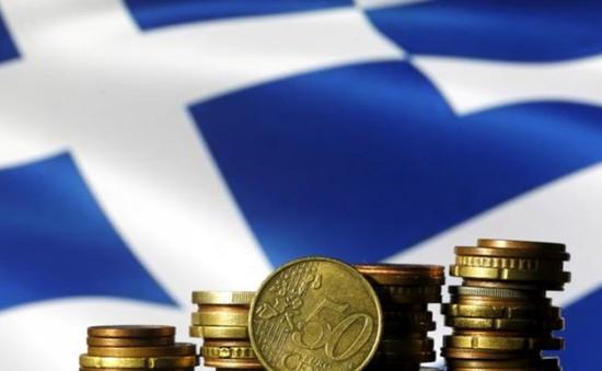 Eurozone thông qua 1,1 tỷ Euro cho Hy Lạp