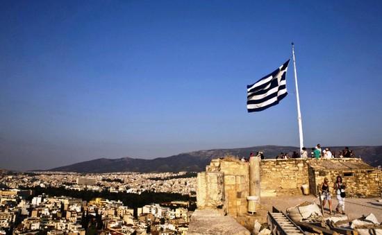 Kinh tế Hy Lạp thoát suy thoái lần đầu tiên trong 2 năm