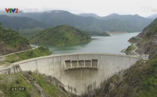 Vì sao đập thủy điện Nậm Chiến được thiết kế dạng đập vòm?