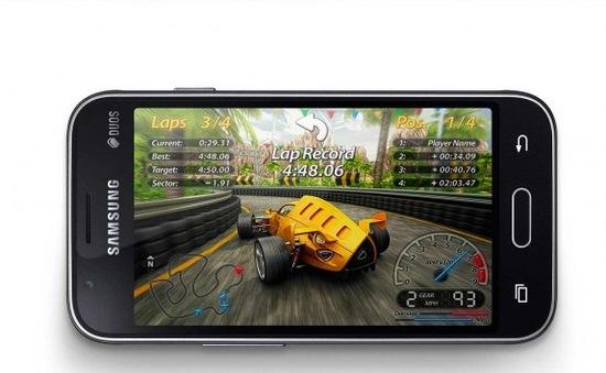 Samsung trình làng smartphone giá rẻ Galaxy J1 Mini