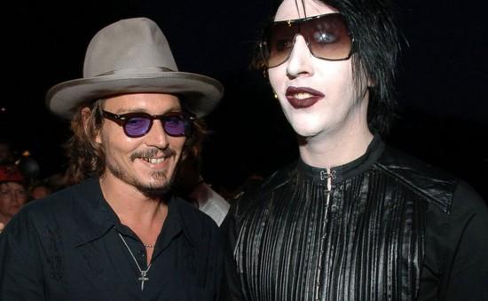 Marilyn Manson: Johnny Depp đã bị đối xử bất công