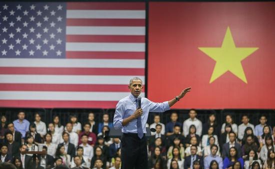 Những dấu ấn ngoại giao đáng nhớ của Tổng thống Obama