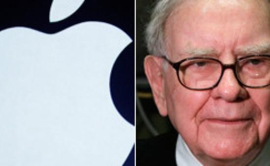 Nhà tiên tri xứ Omaha Warren Buffett đầu tư 1 tỷ USD vào Apple