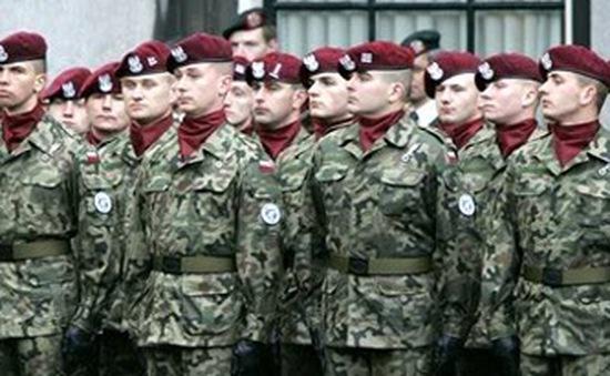 Quân đội Hà Lan hỗ trợ đảm bảo an ninh sân bay