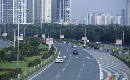 Tổng diện tích mới của vùng Thủ đô sẽ tăng gần gấp đôi
