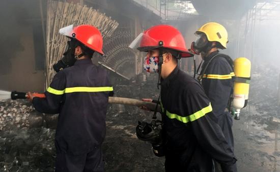 Hà Nội: Liên tiếp xảy ra cháy trong ngày 4/1