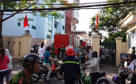 Cháy tại Đài Phát thanh - Truyền hình Hải Phòng, một người tử vong
