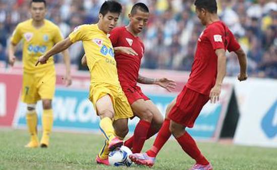 [KT] Vòng 22 V.League 2016: Hải Phòng chia điểm, Than QN & SHB Đà Nẵng rút ngắn khoảng cách