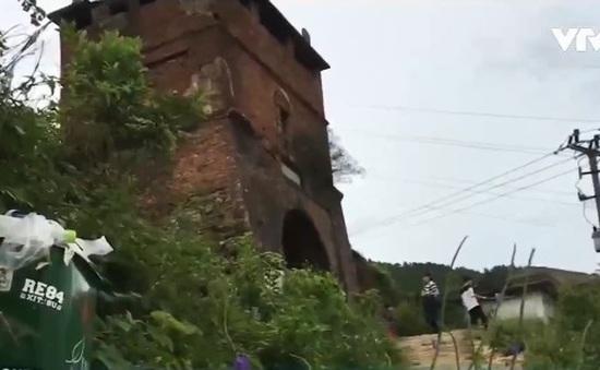 Đà Nẵng tìm phương án bảo vệ các di tích lịch sử bị xâm hại