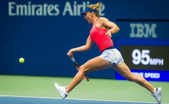 Vòng 1 đơn nữ US Open 2016: Halep thắng ấn tượng