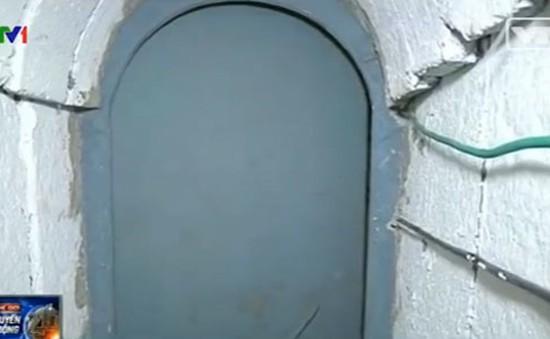 Quân đội Israel tìm thấy một đường hầm mới của Hamas