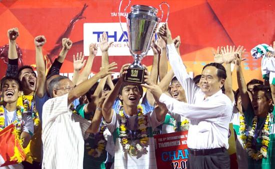Lịch thi đấu và tường thuật trực tiếp giải U21 Quốc tế 2016 trên VTV