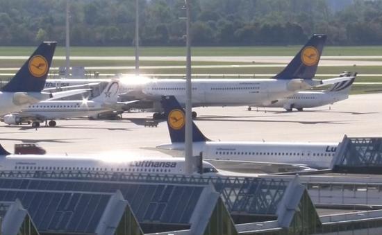 Phi công hãng Lufthansa (Đức) tuyên bố đình công trở lại