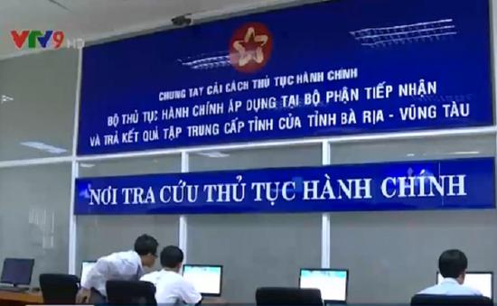 Bà Rịa - Vũng Tàu xây dựng trung tâm hành chính công tập trung
