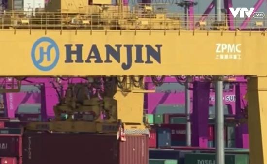 Hàn Quốc cân nhắc bán lại hãng vận tải biển Hanjin