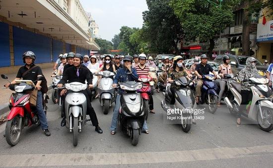 Nhu cầu sử dụng xe máy tại Việt Nam vẫn chiếm đa số