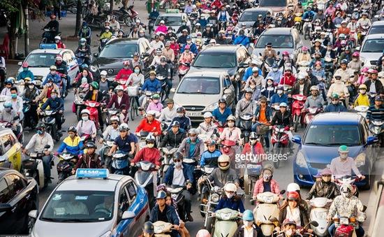 Hà Nội đề xuất lộ trình loại bỏ xe máy cũ nát
