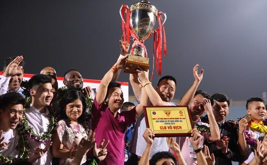 CLB Hà Nội T&T và dấu ấn đáng nhớ tại giải VĐQG 2016